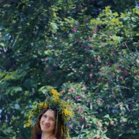 Нимфа :: Анастасия Хорошилова
