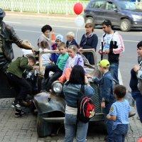 детские удовольствия :: Олег Лукьянов