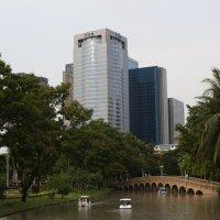 Парк Бангкока :: Сергей Смоляр