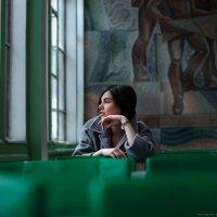 Ожидание :: Дмитрий Бегма