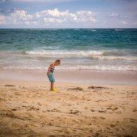 ...Карибы 2015...(о.Саона - Атлантический океан) :: Elena Tatarko (фотограф)