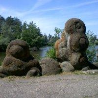 Древние камни :: Алла Балашова