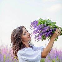 ...в сиреневом облаке цветов.. :: Екатерина Overon