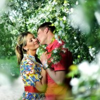 Поцелуй :: Sergey Tymkov