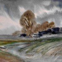 Ноктюрн осеннего дождя. :: Лесо-Вед (Баранов)