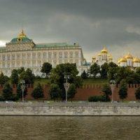 Панорама Кремля :: Сергей Басов