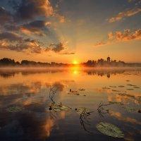 Рассвет на Введенском... :: Roman Lunin