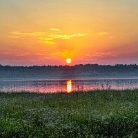 закат на Каме :: юрий иванов