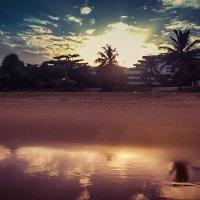вечер пляжа Карон :: Юлия