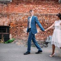 Свадебная прогулка :: Сергей Черных