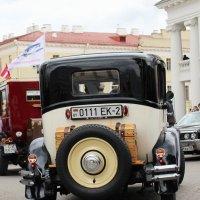 Ретро-автомобили. :: Инна Малявина