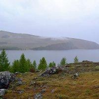 Дождь над Байкалом :: Ольга