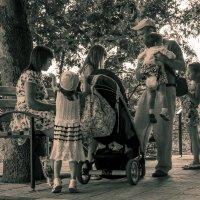 Большая семья :: Алексей Окунеев