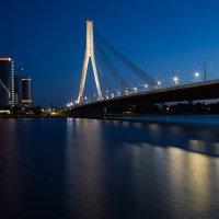 Вантовый мост в Риге :: Sergey Apinis