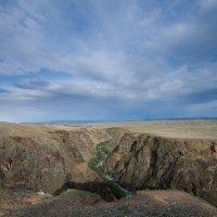 Чарынский каньон :: человечик prikolist
