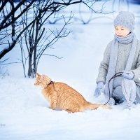 зимняя прогулка :: Елена Мишина