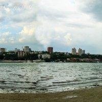 Набережная панорама :: Allekos Rostov-on-Don
