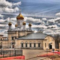 город Руза :: Андрей Куприянов