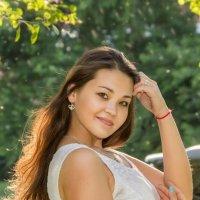 Солнечная девушка :: Виктор Ковчин