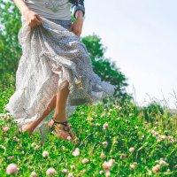 Летняя поляна :: Аделина Ильина