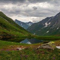 Озерная долина Дзитаку :: Ольга Тюрина