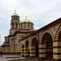 Николаевский Малицкий мужской монастырь. :: Oleg4618 Шутченко
