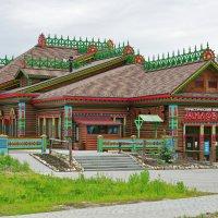 ресторан в Плёсе. :: Ирина Нафаня