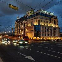 Белые ночи по-московски :: Игорь Иванов