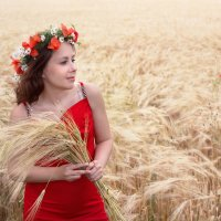 Богиня плодородия... ) :: Райская птица Бородина