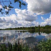 Озерцо. :: Антонина Гугаева