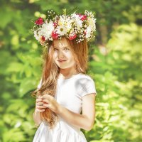 Детский портрет :: Ирина Глумова