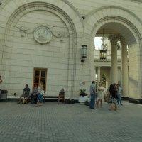вокзал сочи 3 :: василий