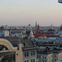 панорама города :: Галина R...