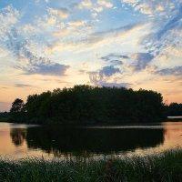 вечерняя тишина :: Седа Ковтун