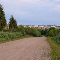 Новый район города Долгозерный :: Алексей Крупенников