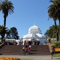 В парке Сан Франциско :: Размик Марабян