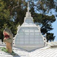 Крыша консерватории цветов Сан Франциско :: Размик Марабян