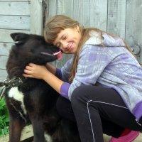 Что тут скажешь....., добрый и нежный друг. :: Юлия Лохова