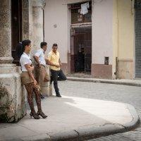 Куба. Работники банка. :: igor1979 R