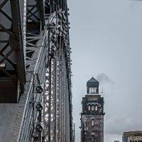 Вечер на мосту :: Константин Бобинский
