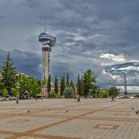 Мой любимый город Туапсе. :: Александр Голубов