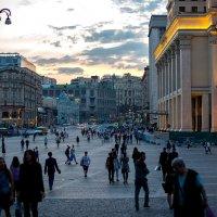 Вечерняя Москва :: Альберт Ханбиков