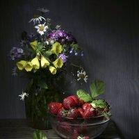 Вкусное лето... :: Svetlana Sneg