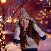 Зима :: Ludmila Zinovina