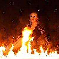 Страсть огня :: Кристина Kottia
