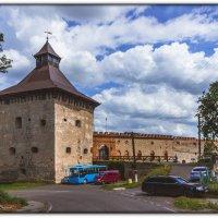рыцарская башня :: Sergey Bagach