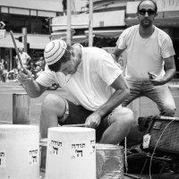 Тель-Авивский барабанщик. :: Александр Григорьев