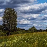 Облачный край :: Андрей Дворников
