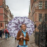Дождь не помеха :: Игорь Вишняков