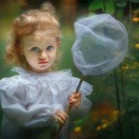 за бабочками :: Евгения Малютина